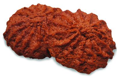 Печенье сдобное «Шведское с какао»