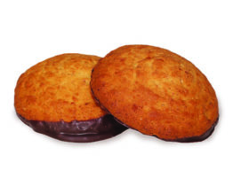 Печенье сдобное «Искушение» с глазированны дном