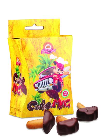 Чоко Маг в подвесе