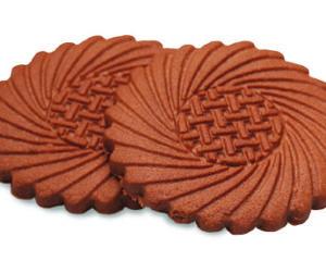 Печенье «Радужное» с какао