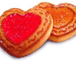 Печенье «Мое любимое» с фруктовой начинкой