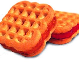 Печенье «Родничок» с фруктовой начинкой
