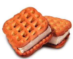 Печенье «Неженка» с начинкой из суфле