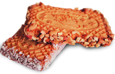 Печенье «Элитное» с начинкой из вареного сгущеного молока