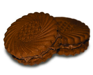 Печенье «Романтика» с орехом