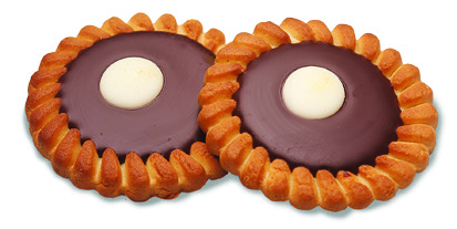 Печенье «Радость» глазированное