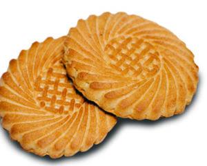 Печенье «Топленое молоко» с фруктозой