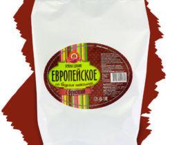 «Европейское» с фруктозой со вкусом шоколада