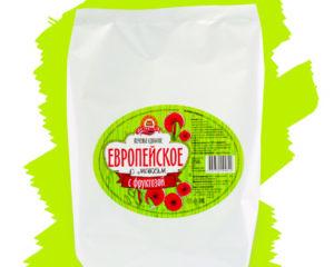Печенье «Европейское» с фруктозой с маком